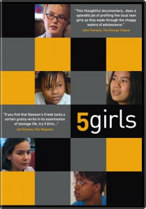 5 Girls DvD Cover