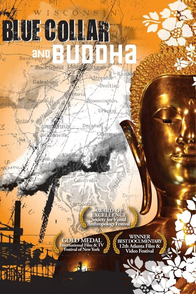 Blue Collar and Buddha Poster