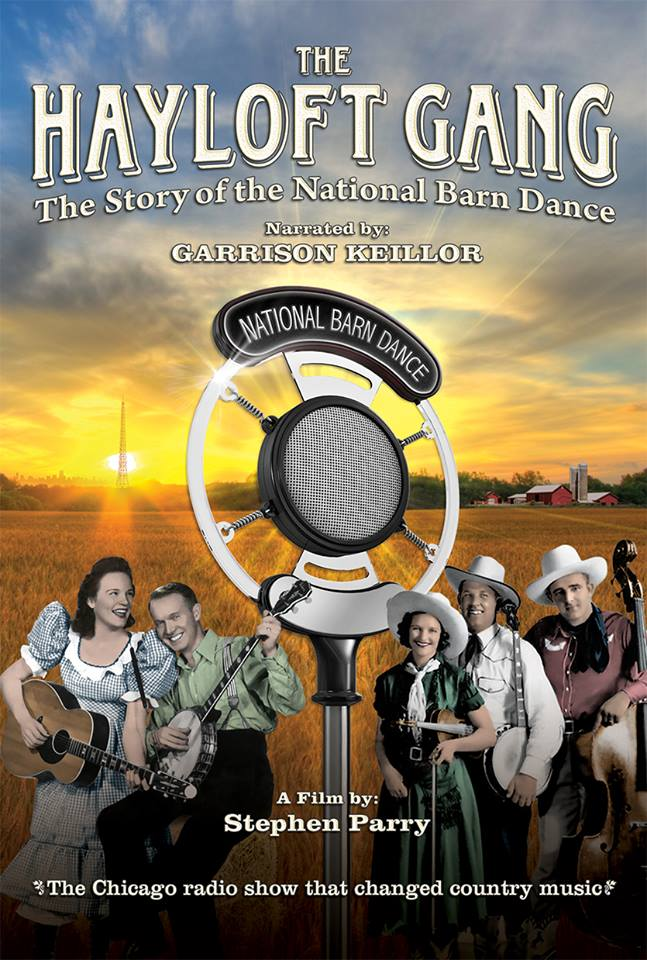 The Hayloft Gang DvD cover
