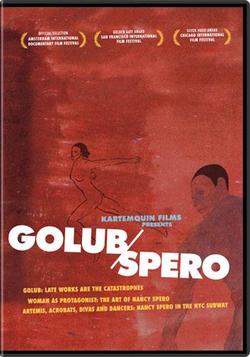 Golub DvD cover
