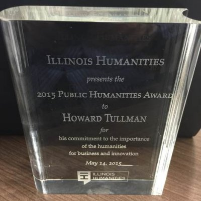 2015 Public Humanities Award