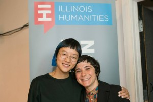 Christine Sun Kim and Danielle Linzer