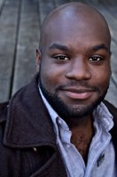 Playwright Ike Holter