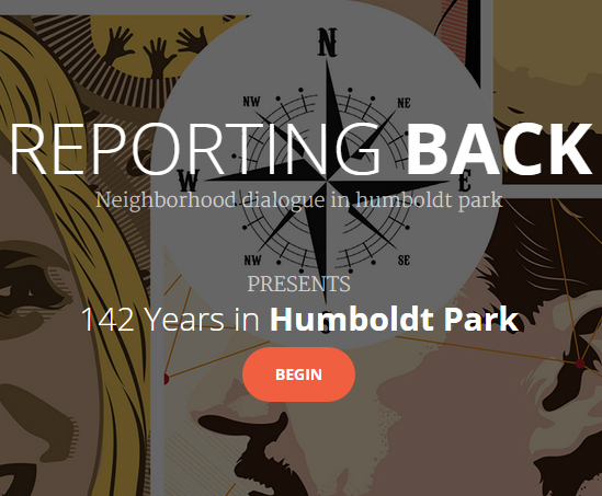 From Reporting Back in Humboldt Park website