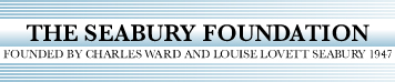 The Seabury Foundation logo from their website