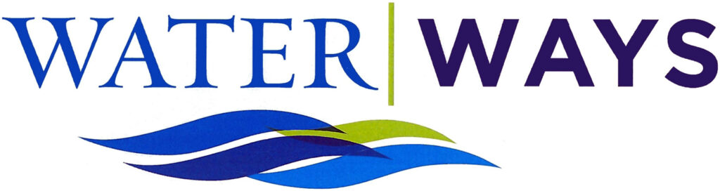 Smithsonian Institute Water Ways exhibit logo
