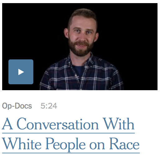 Conversation about Race NYTimes