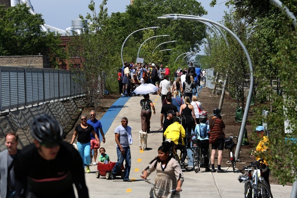 606 Bloomingdale Trail Opening
