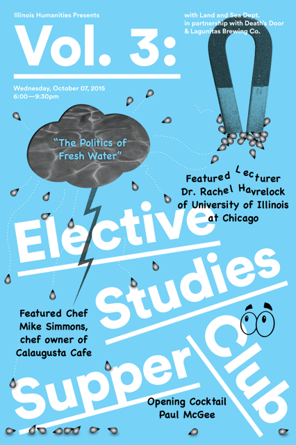 Elective Studies Super Club Volume 3 Poster