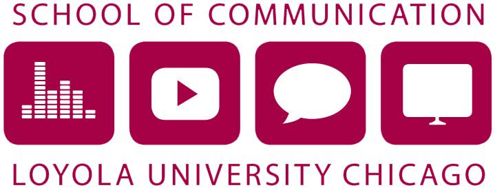 Loyola University School of Communication logo