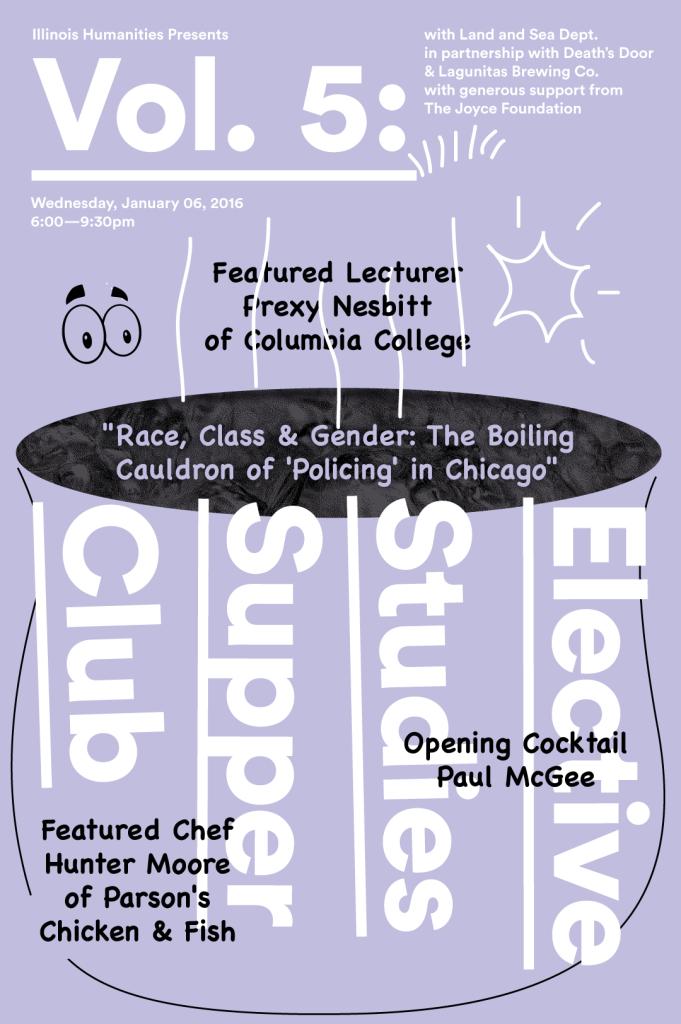 Elective Studies Volume 5 poster