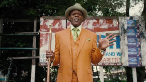 Samuel Jackson in Chi-raq
