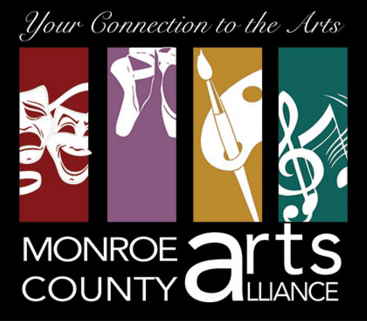 Monroe County Arts Alliance logo
