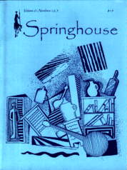 Springhouse Magazine cover