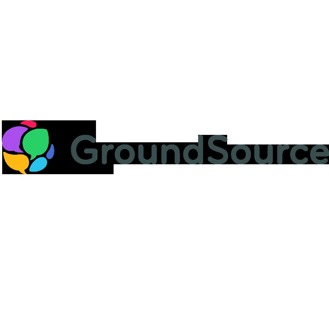 GroundSource logo