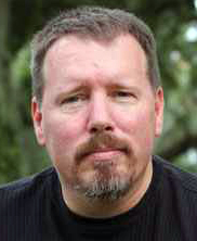 Poet and Author Brian Turner