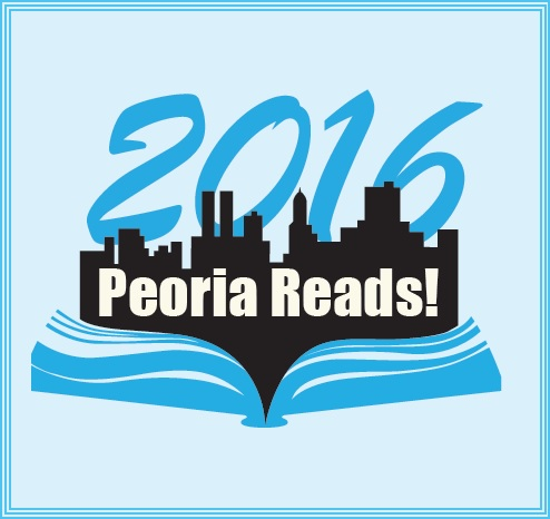 Peoria Reads! 2016 icon