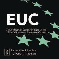 European Union Center at the University of Illinois  - EUC logo