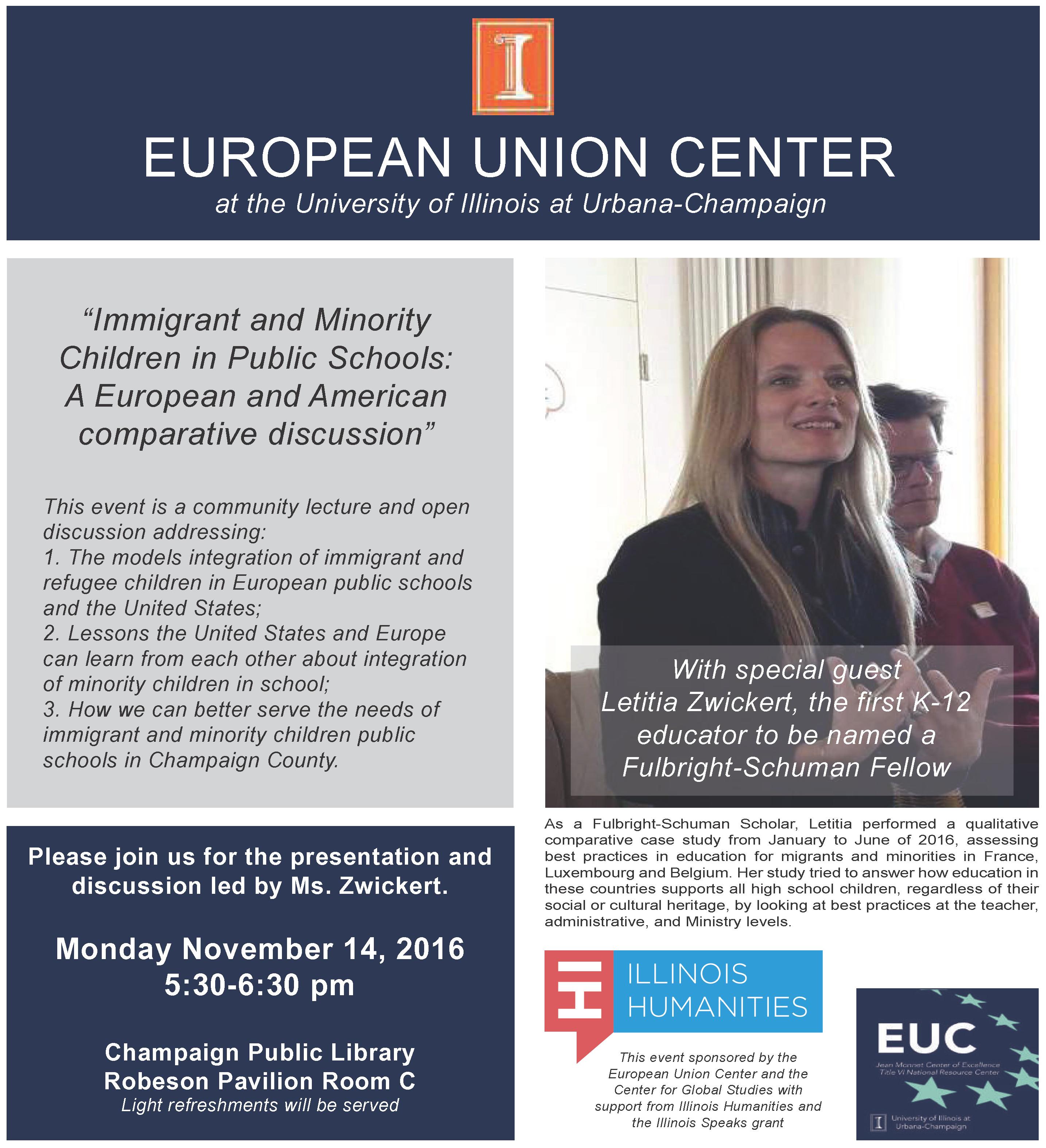 EUC Event Poster