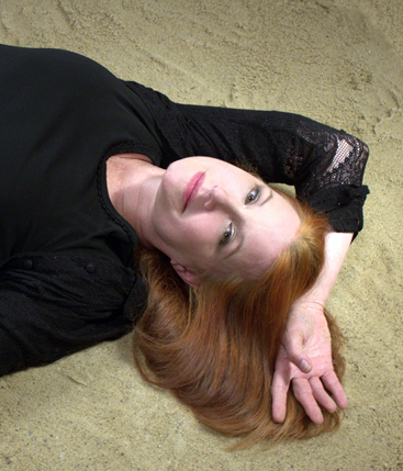 Karen Finley from Written in the Sand