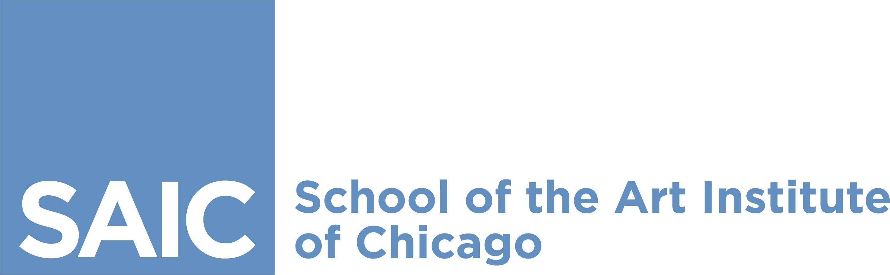 SAIC School of the Art Institute of Chicago logo