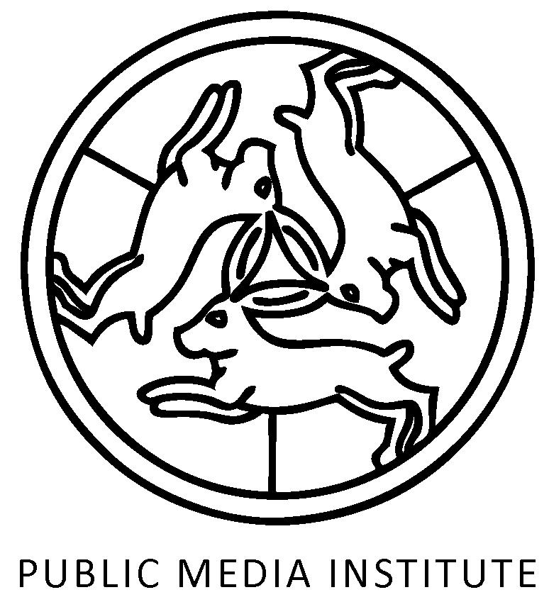 Public Media Institute logo