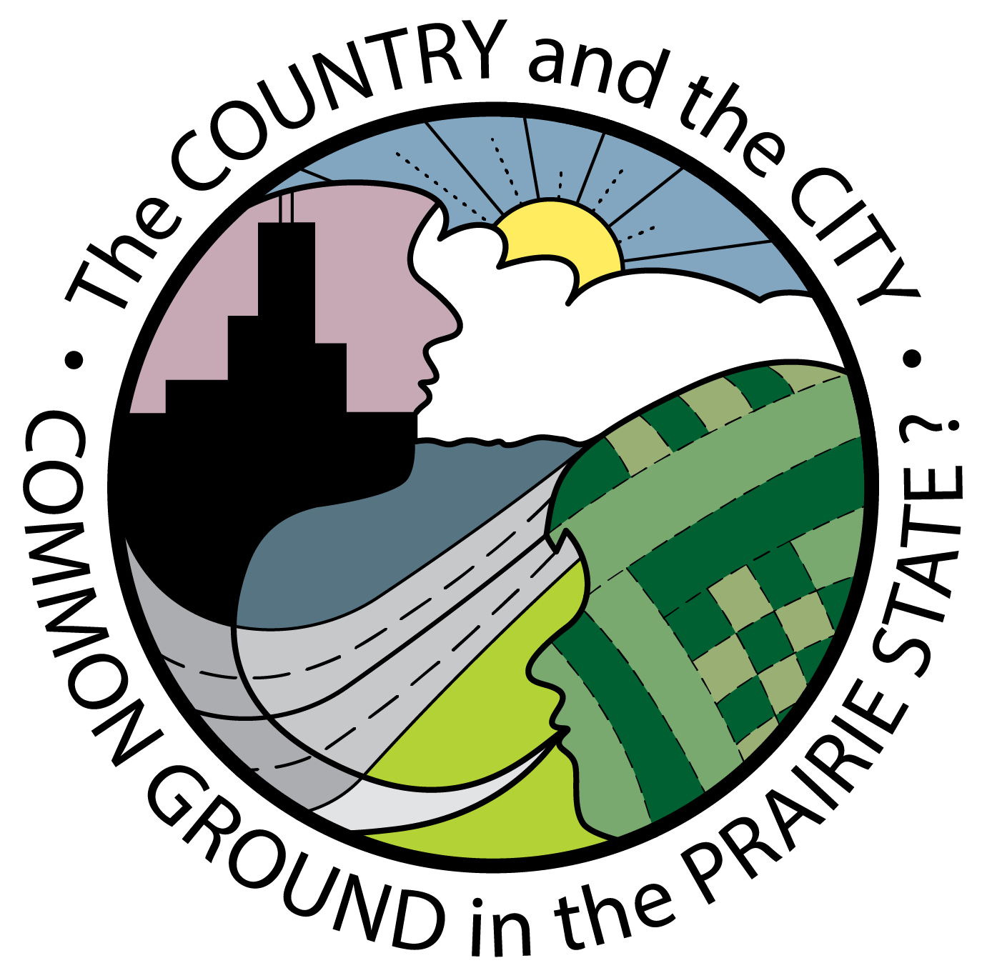 The Country and the City: Common Ground in the Prairie State? logo