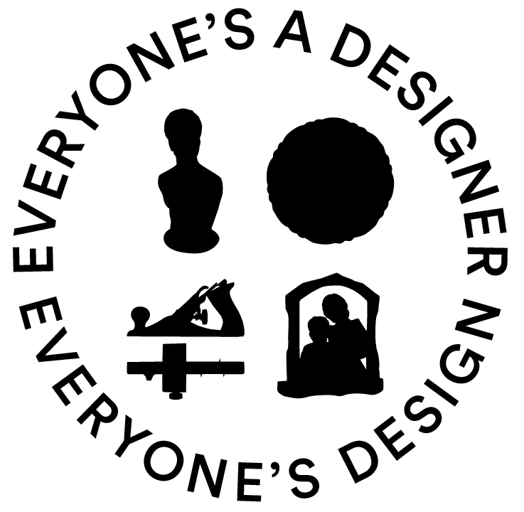Everyone's a Designer Everyone's Design logo