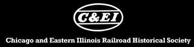 Chicago and Eastern Illinois Railroad Historical Society logo