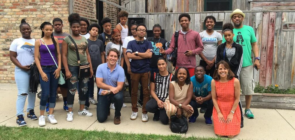 Sojourner Scholars Class of 2018