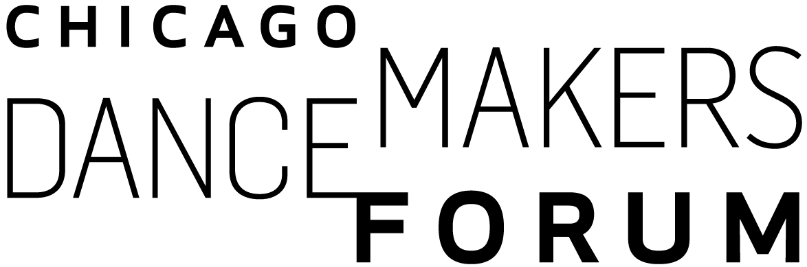 Chicago Dancemakers Forum logo