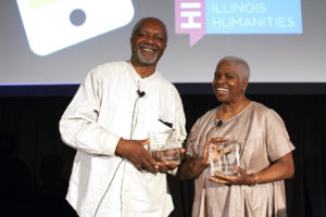 #PHA19 Recipients Kerry James Marshall and Cheryl Lynn Bruce