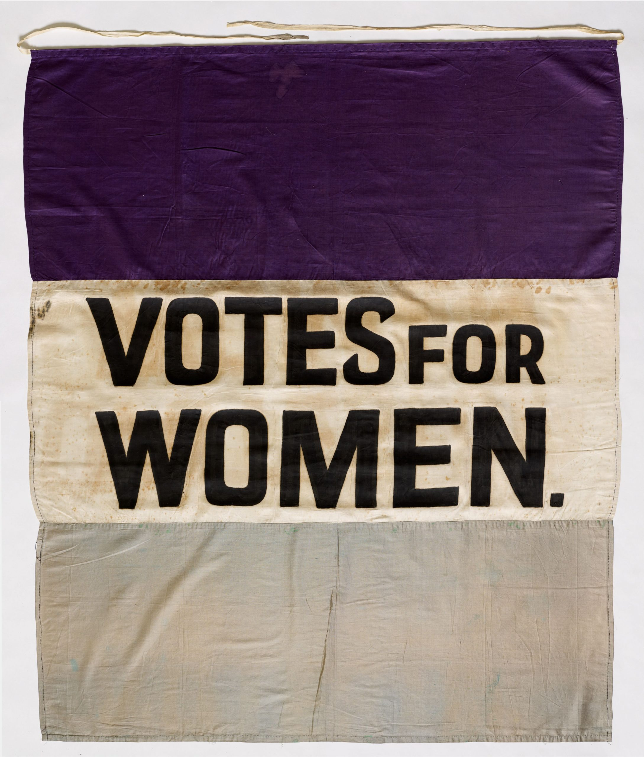 Votes for Women image from Birmingham Museum Trust