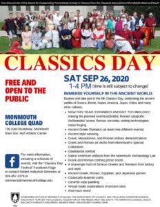Classics Day V Poster