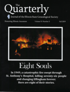 The Quarterly Journal cover