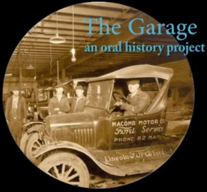 The Garage: An Oral History Project