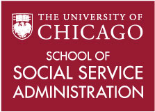 University of Chicago School of Social Service Administration logo