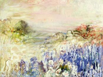 Blue Grass by Eleanor Coen