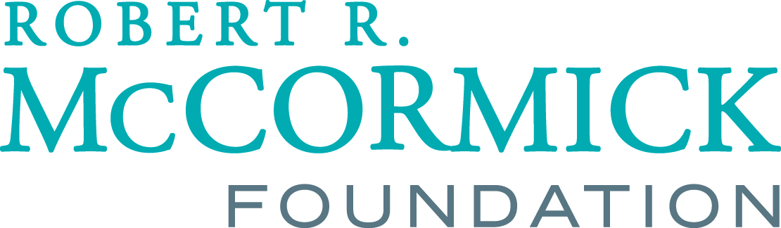 Robert R. McCormick Foundation logo