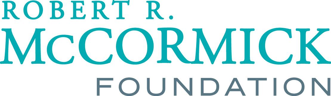 Robert R. McCormick Foundation logo